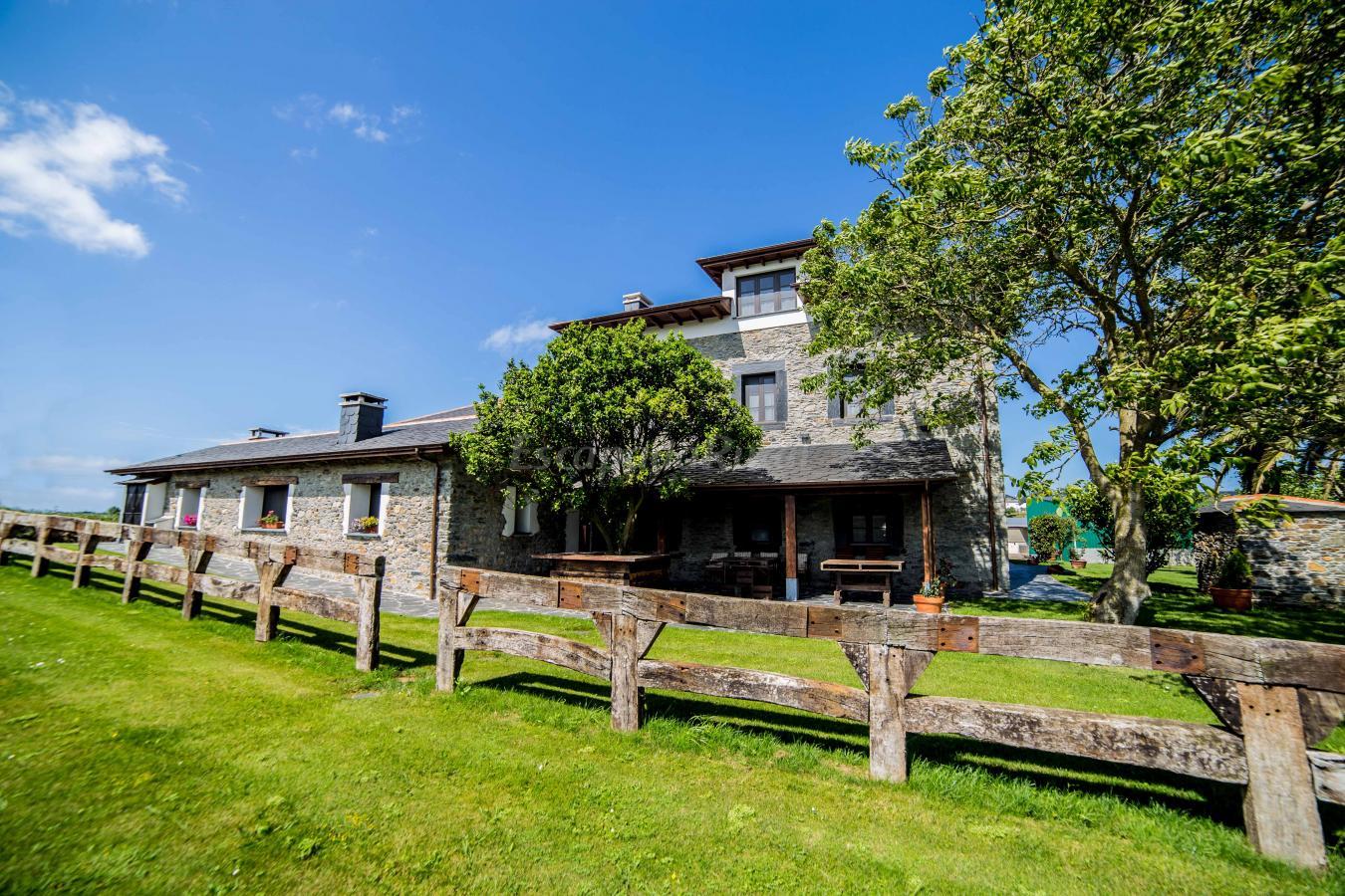 Fotos de casa pacho casa rural en luarca asturias - Casa rural luarca ...