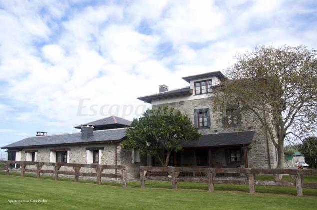 Precios de casa pacho casa rural en luarca asturias - Casa rural luarca ...