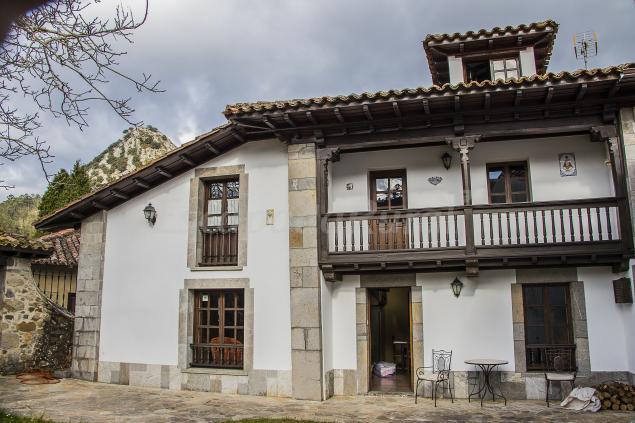 Casa dario casa de campo emllanes asturias - Casa de campo asturias ...