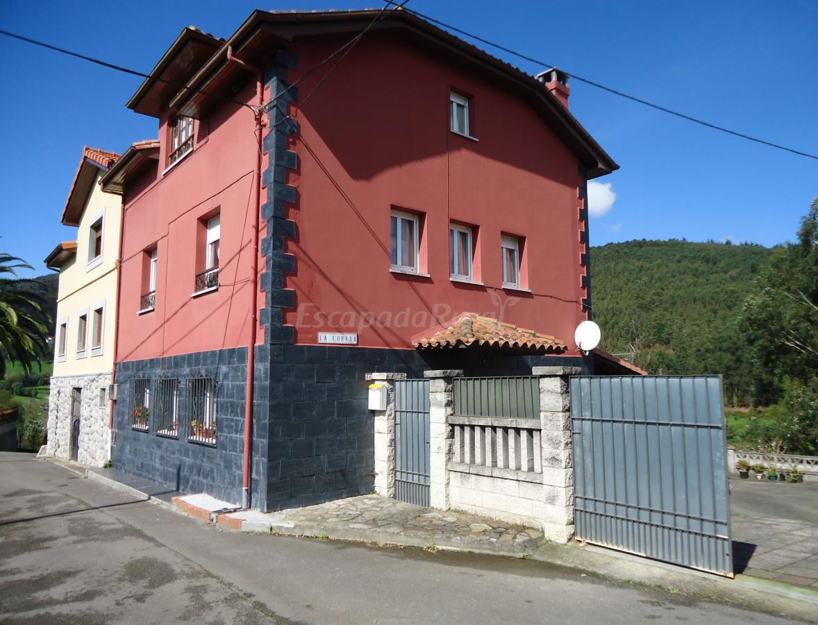 Foto di la coruxa casa rural en pravia asturias - Fotorural asturias ...
