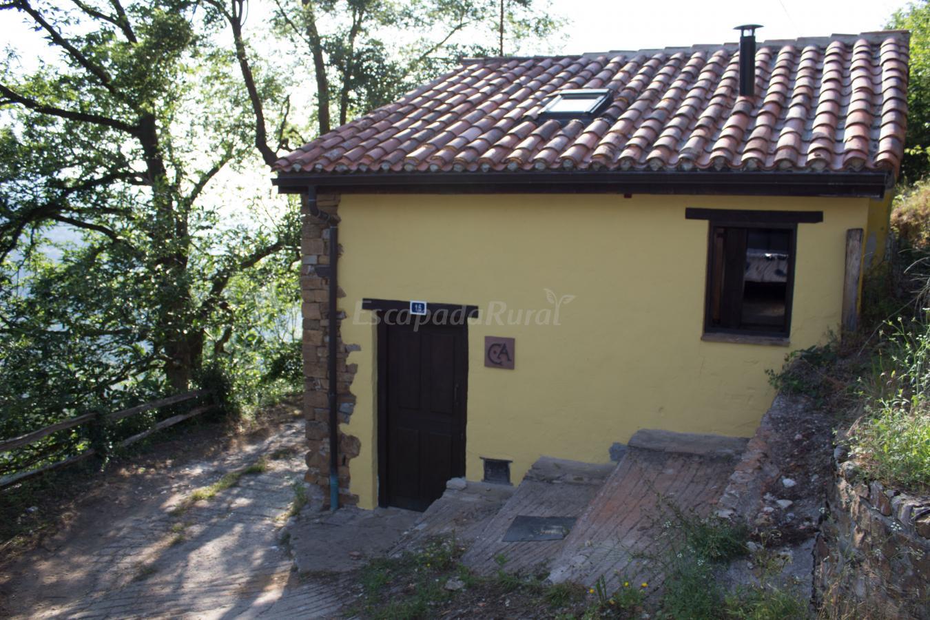 Fotos de casas de aldea la vallicuerra casa rural en mieres asturias - Casas de aldea asturias ...