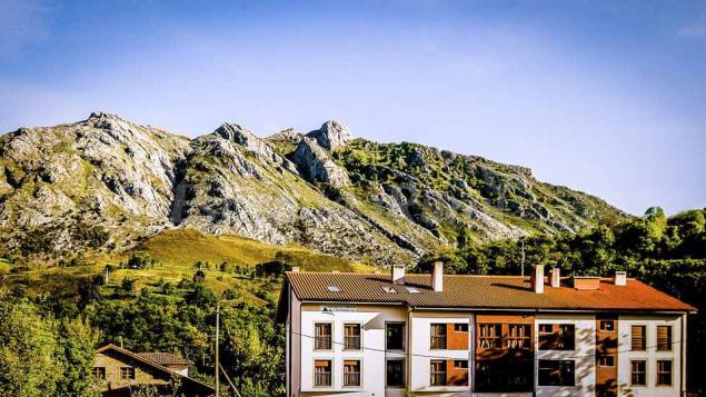 Apartamentos el caxigu casa rural en cabrales asturias - Apartamentos baratos asturias ...