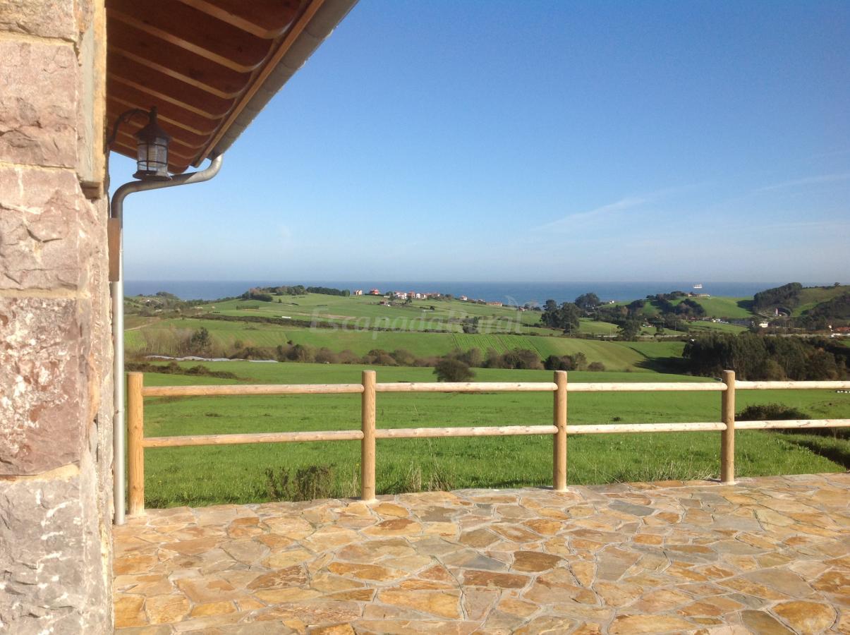 Fotos de casa delfa casa de campo goz n asturias - Casa de campo asturias ...