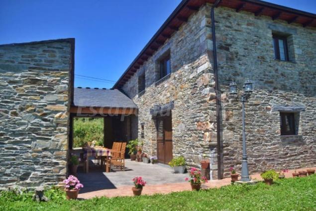 Fotos de la quintana de zarauza casa rural en villanueva for Casa rural 5 habitaciones