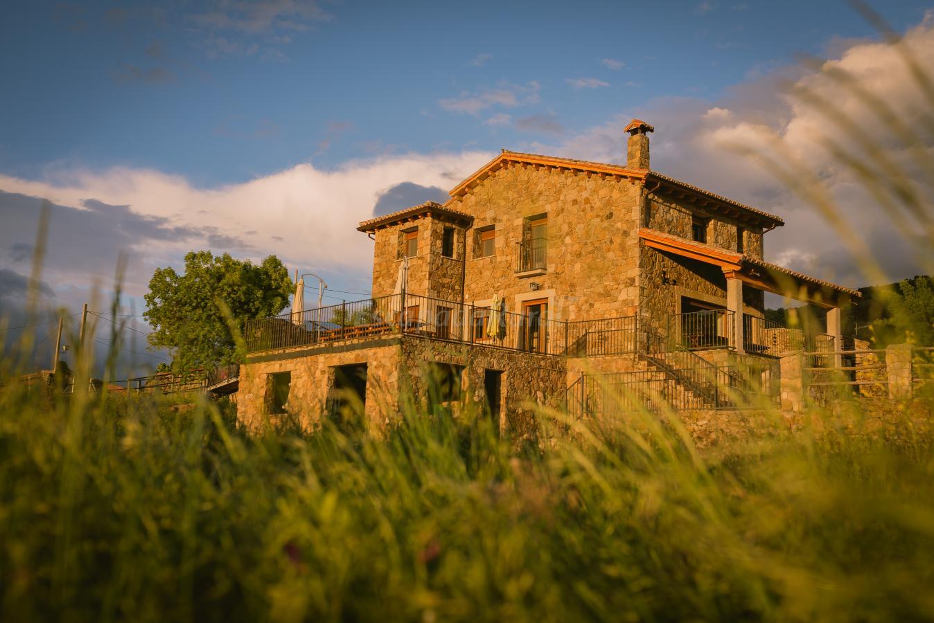 Fotos de casas rurales avila gredos la hija de lalo y el - Casas rurales en avila baratas ...