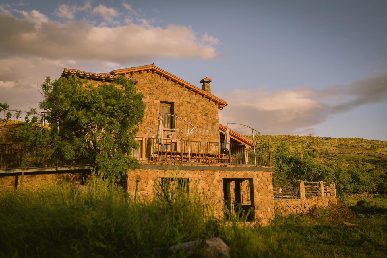 Fotos de casas rurales avila gredos la hija de lalo y el hijo de chelo casa rural en la - Casas rurales en avila baratas ...