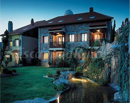 Fotos de hotel el milano real casa rural en hoyos del espino vila - Casas rurales en avila baratas ...
