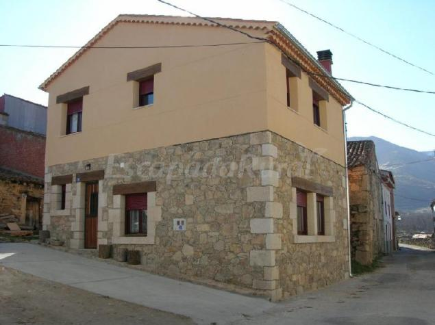 Casas rurales en navalguijo vila - Casas rurales en avila baratas ...