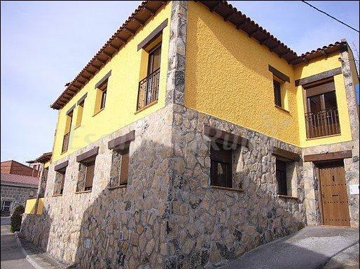 Casa trini casa rural en villanueva de vila vila - Villanueva de avila casa rural ...
