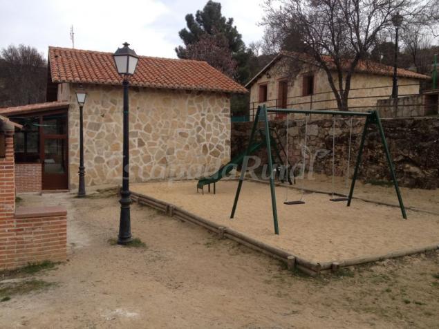 Casas rurales en villanueva de vila vila - Villanueva de avila casa rural ...