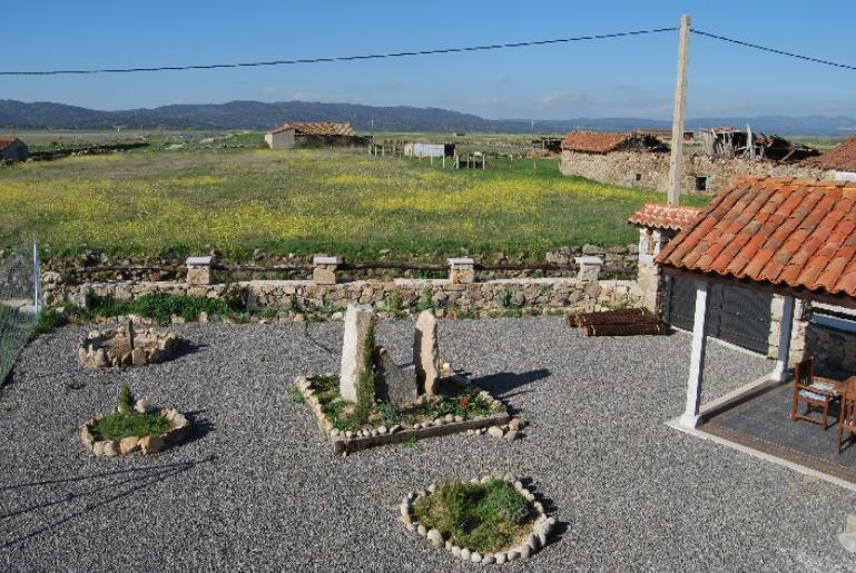 Fotos de casa rural el tio sordo casa rural en san for Casa rural el jardin de san bartolome