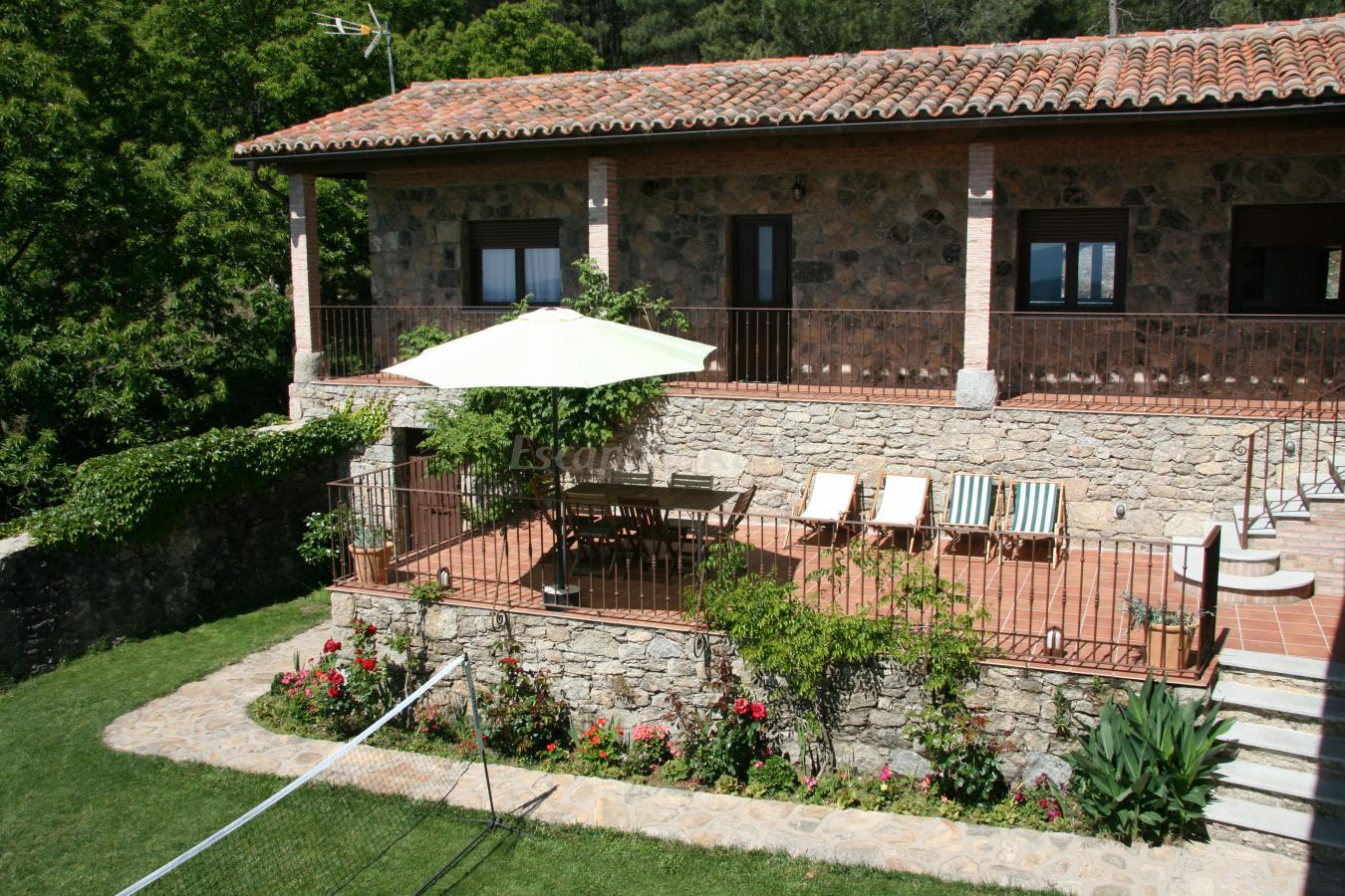Fotos de la hacienda de gredos casa rural en guisando vila - Casa rural guisando ...