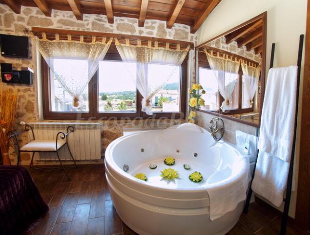 Fotos de casa rural sandra casa rural en la carrera vila for Casa rural avila piscina