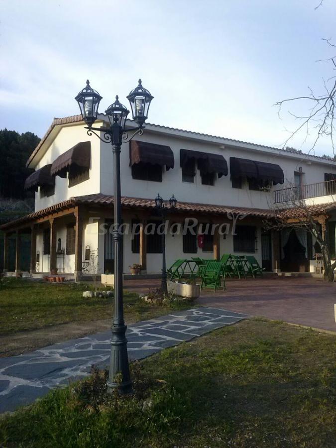 Fotos de el bosque de la herrezuela casa rural en guisando vila - Casa rural guisando ...