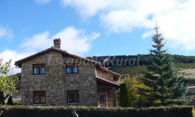 Casa la cabezuela casa rural en hoyos del espino vila - Casas rurales en avila baratas ...