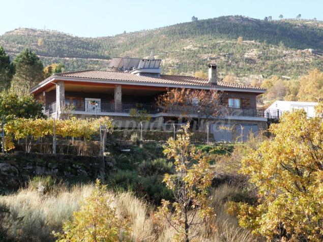El labrao de gredos casa rural en villanueva de vila vila - Villanueva de avila casa rural ...
