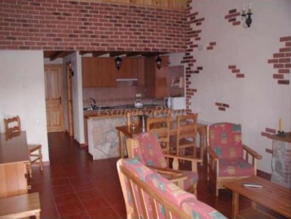 Foto di casa rural la vega de gredos casa rural en san - Casa rural san martin de la vega ...