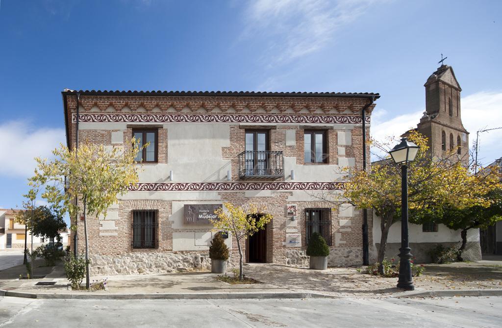 Posada Real Hostería Del Mudéjar Casa Rural En Velayos ávila