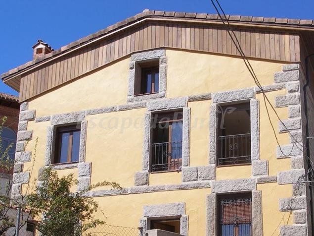 Casas rurales en San Esteban del Valle (u00c1vila)