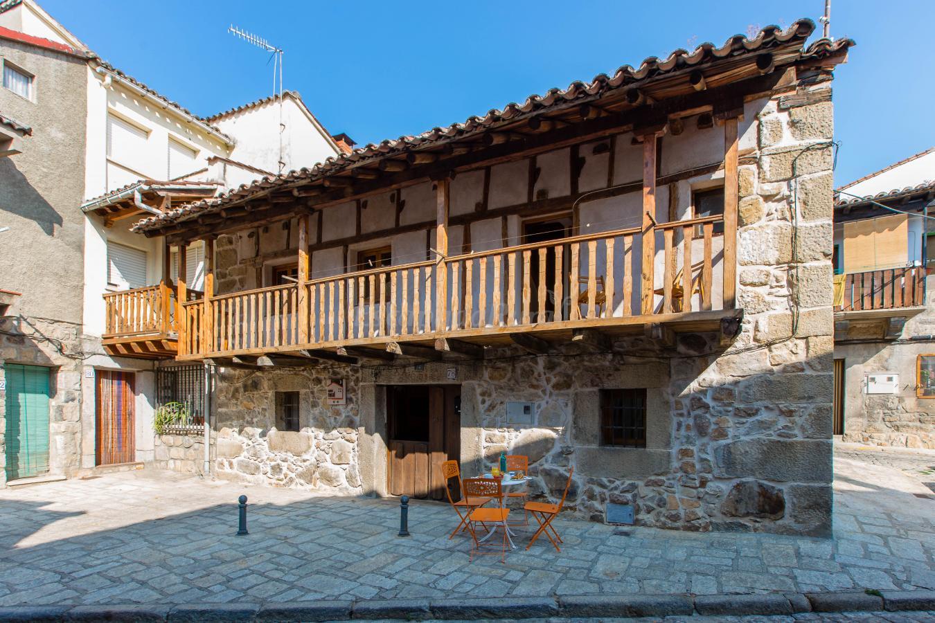 Fotos de la chova casa rural en piedralaves vila - Casa rural casavieja ...