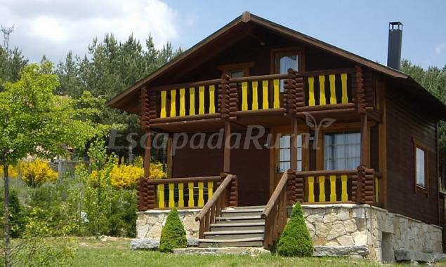 casa rural hoyos del espino