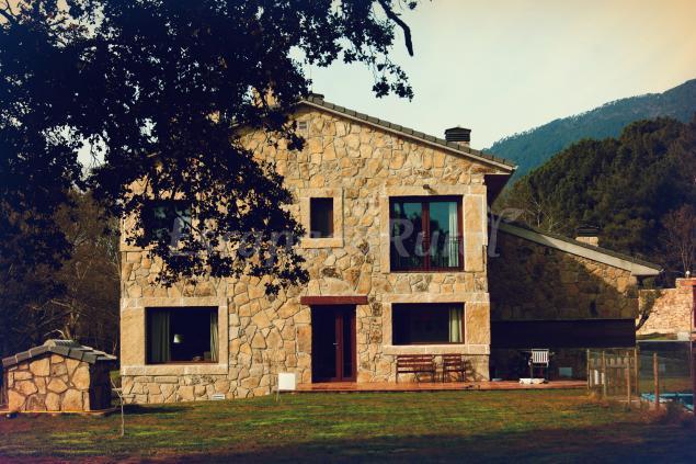 Casa Rural La Encina Del Tietar Casa Rural En Casavieja Avila