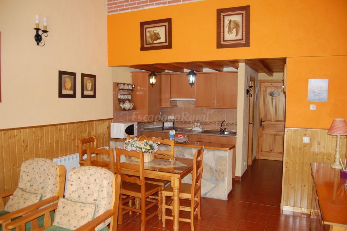 Fotos de casa rural los treboles casa de campo em san - Casa rural san martin de la vega ...