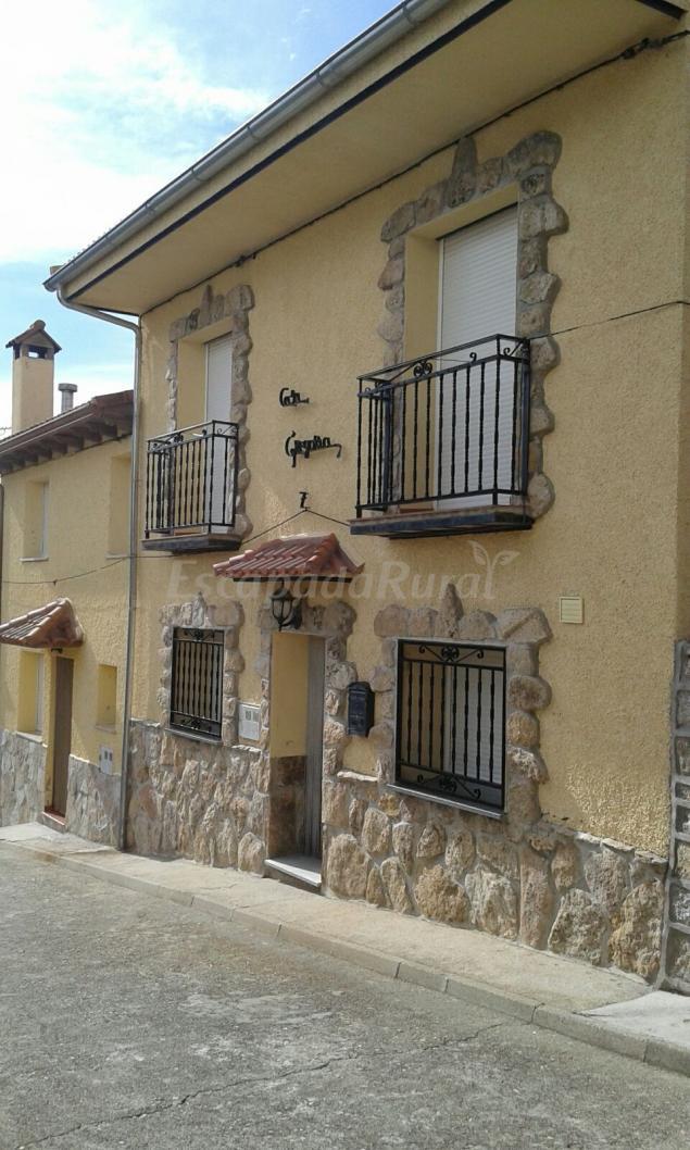 Vivienda tur stica casa gregoria casa rural en villanueva de vila vila - Villanueva de avila casa rural ...