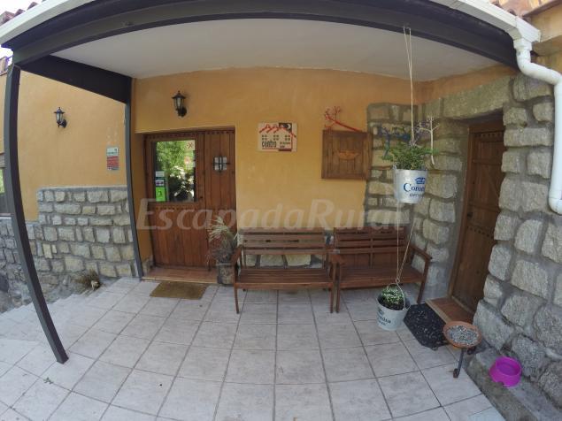 Arca De Noé Casa Rural En El Tiemblo ávila