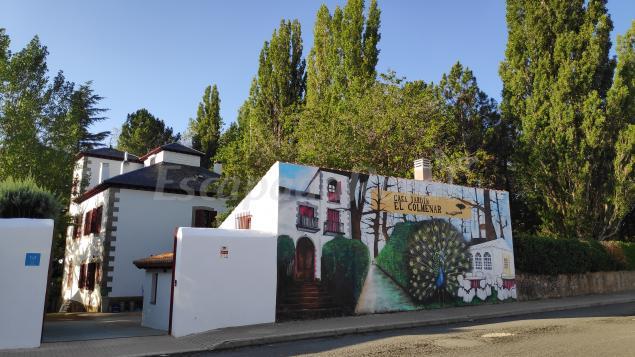Casa Jardín, El colmenar.