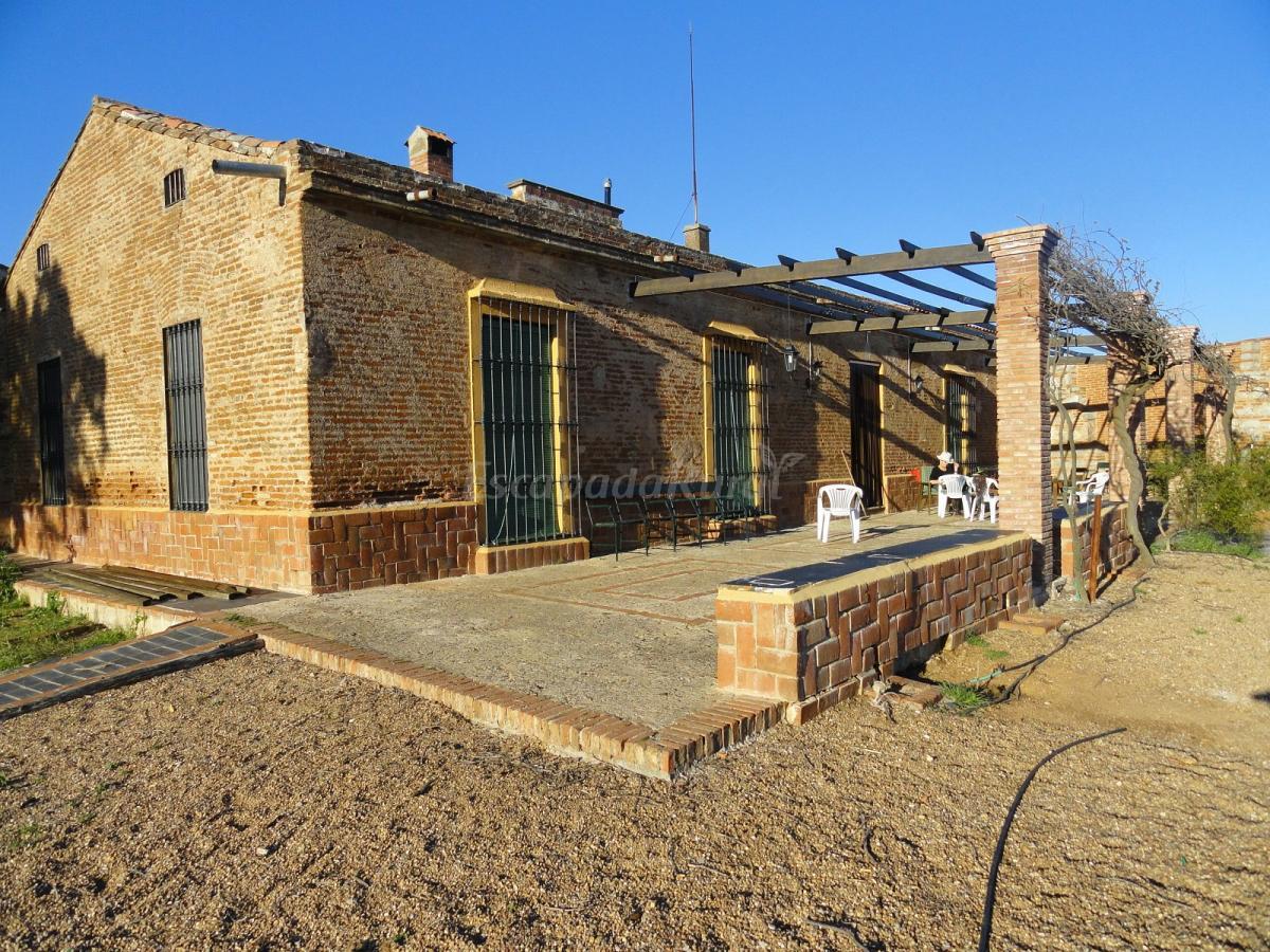 Fotos de cortijo de la serrana casa rural en m rida - Alojamiento rural merida ...