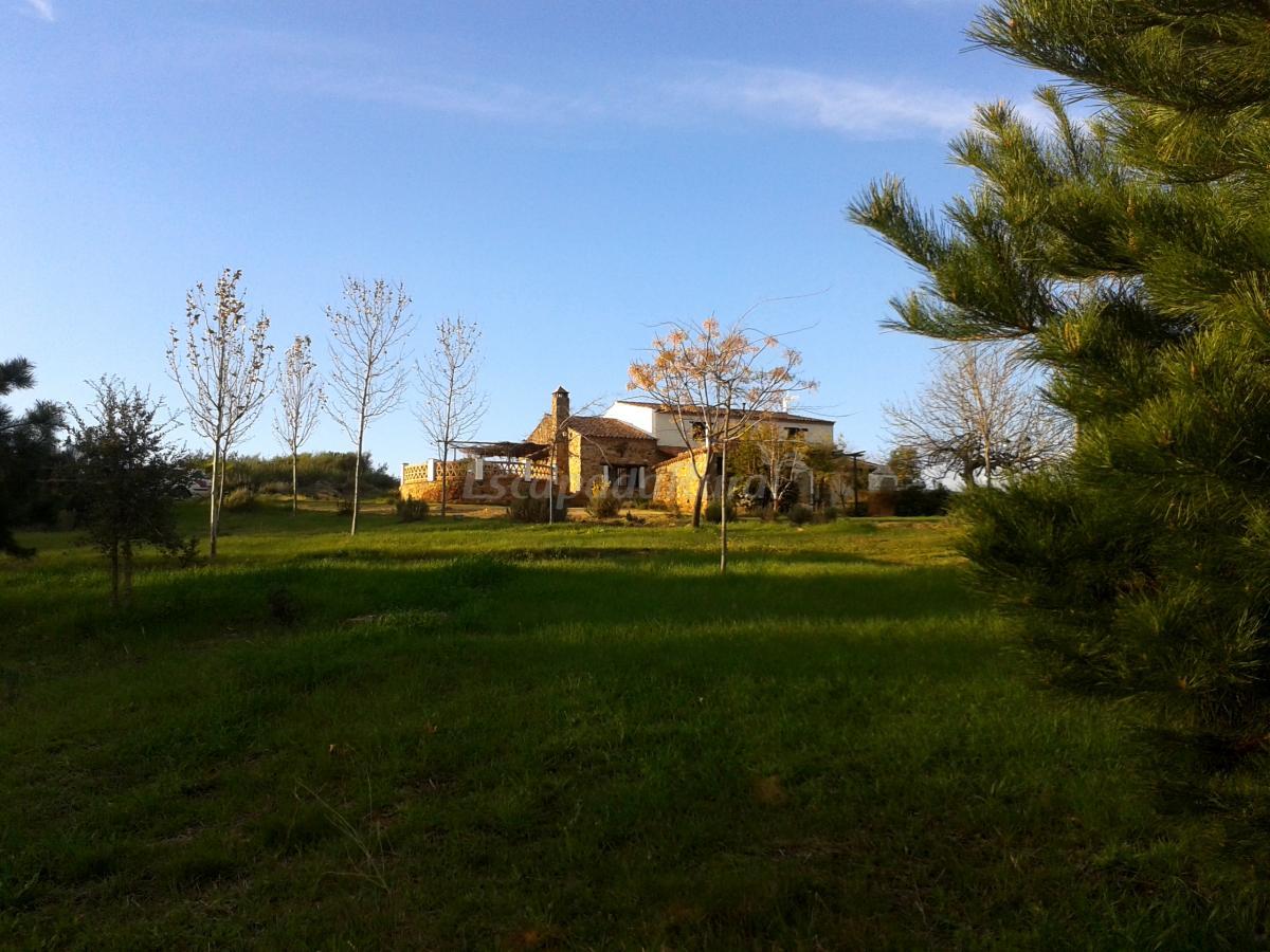 Fotos de la casa del alto casa rural en san vicente de - Casa rural san vicente de alcantara ...