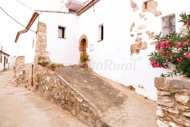 Casa apartamento rural castillo de magacela casa rural en magacela badajoz - Casa rural el castillo ...