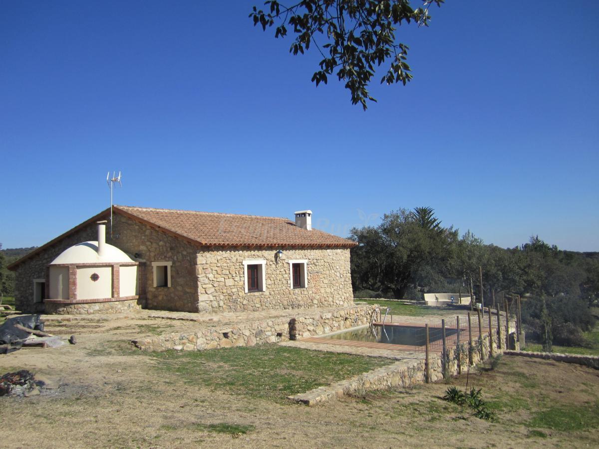 Fotos de casa rural media marca casa rural en san vicente de alc ntara badajoz - Casa rural para 2 ...