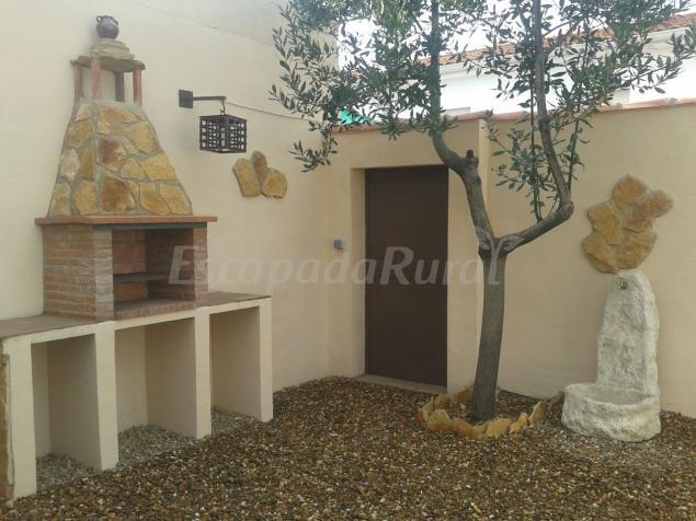Casa rural apartamentos los aperos casa rural en herrera del duque badajoz - Casa rural horcajo de los montes ...