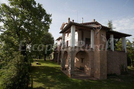 Casas rurales en muntanyola barcelona - Casas rurales bcn ...