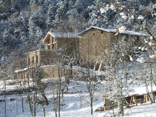 Casa palou casa rural en cercs barcelona - Casa rural economica barcelona ...