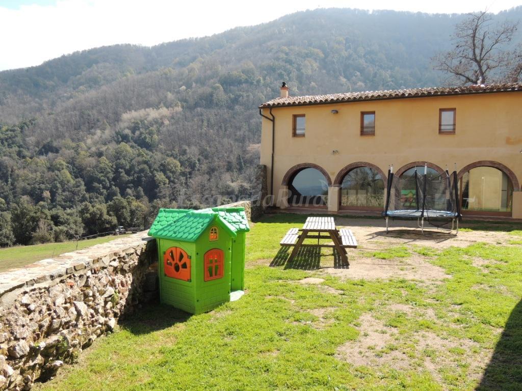 Fotos de can presas casa rural en sant celoni barcelona - Casa rural economica barcelona ...