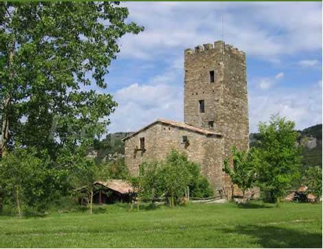 Fotos de la torre de la vall casa rural en tavertet barcelona - Alquiler casas rurales barcelona ...