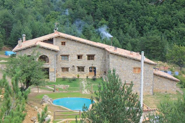 Casas Rurales con encanto en Cataluña por provincia
