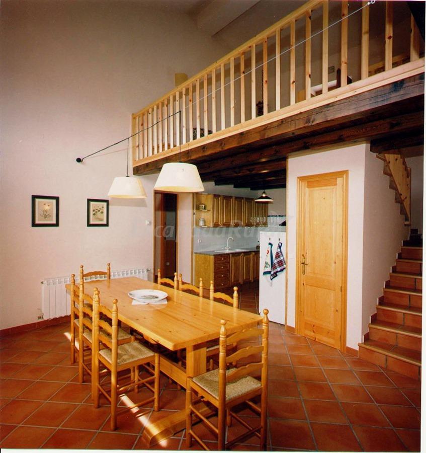 Fotos de el cobert de vilaformiu casa rural en berga - Apartamentos en berga ...