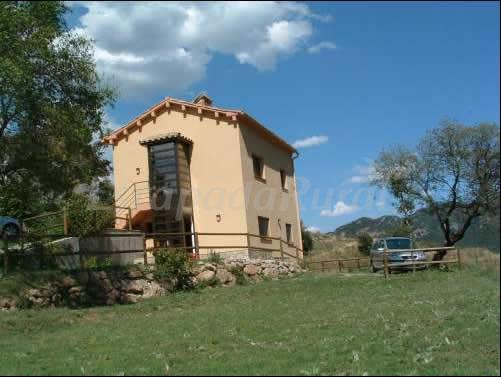 caseta badó - casa rural en berga (barcelona)