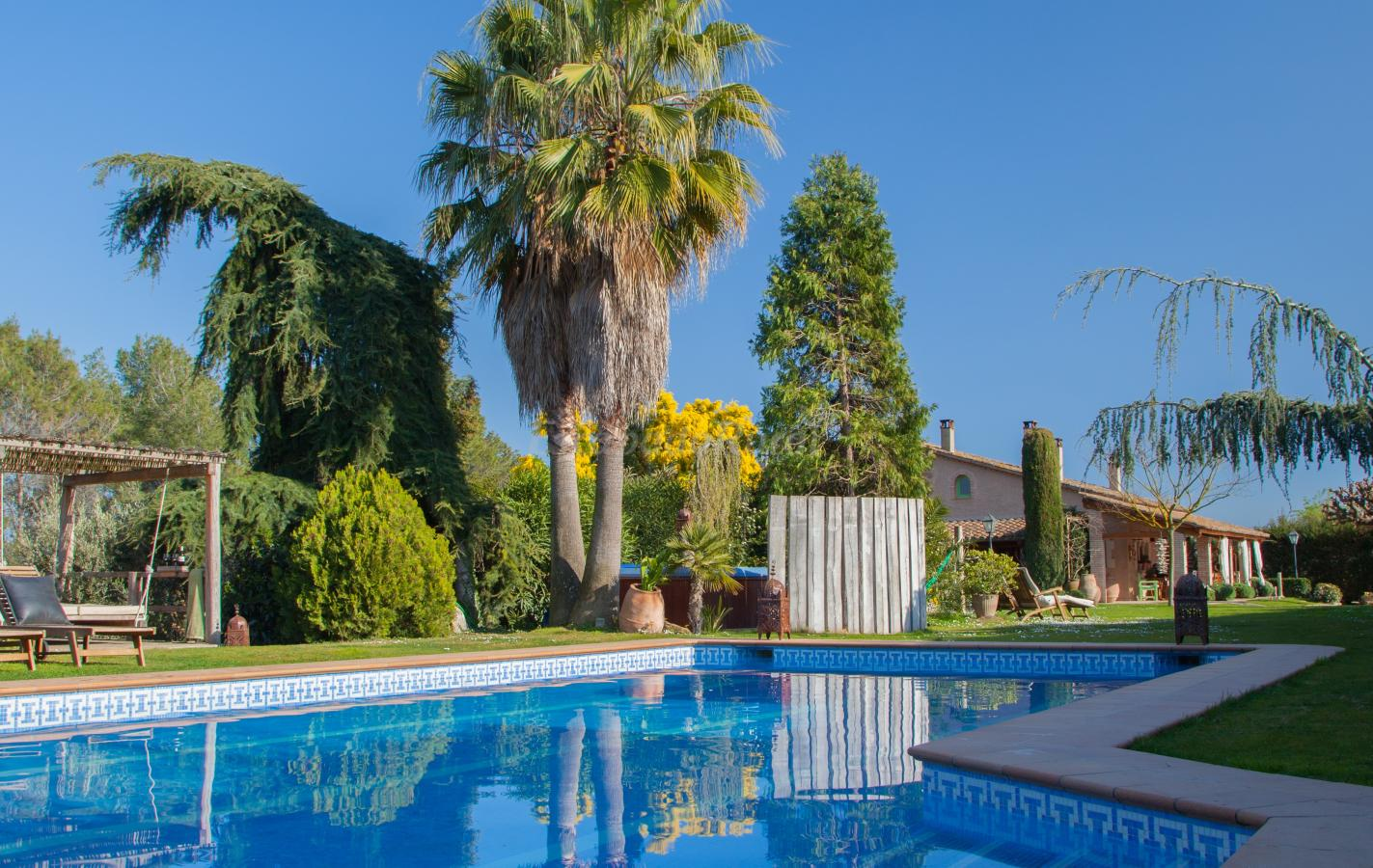 Fotos de can caponet casa rural en lli d 39 amunt barcelona - Can caponet casa rural ...