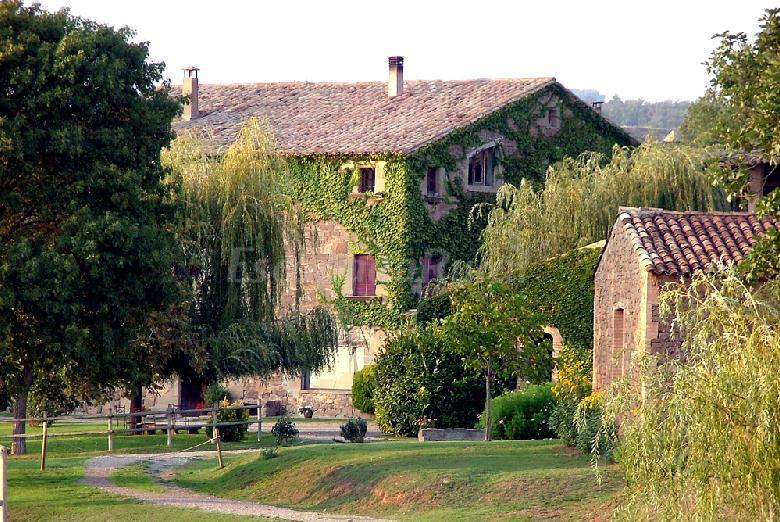 Fotos de la tria casa rural en perafita barcelona - Casa rural economica barcelona ...