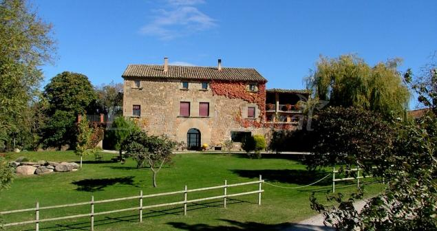 La tria casa rural en perafita barcelona - Casa rural economica barcelona ...