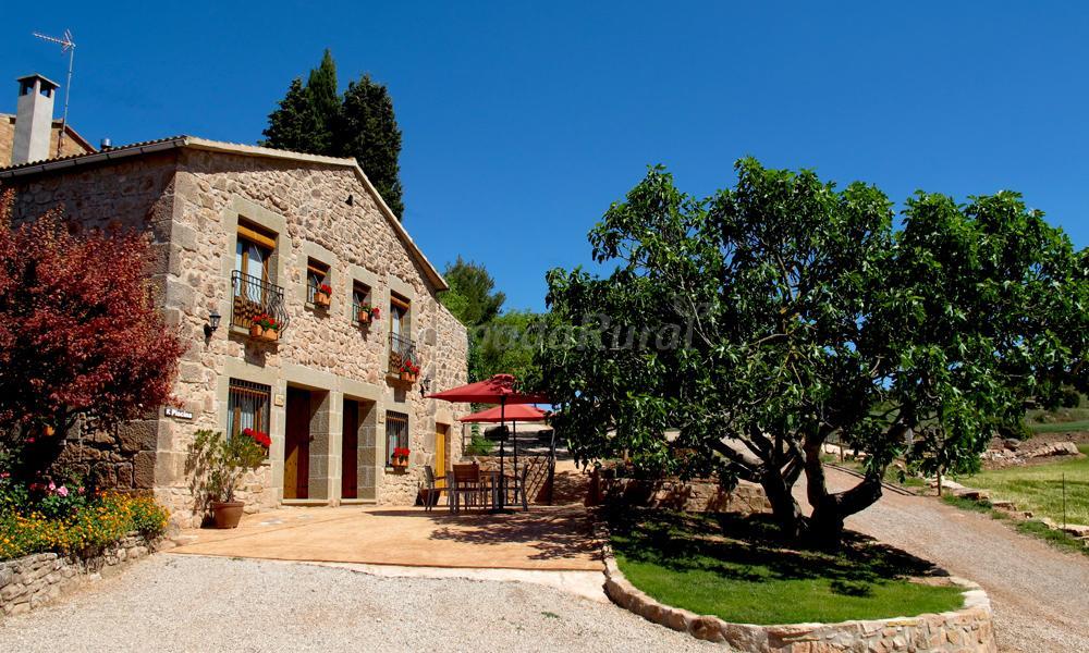 Cal Barrusca Casa Rural En Els Prats De Rei Barcelona
