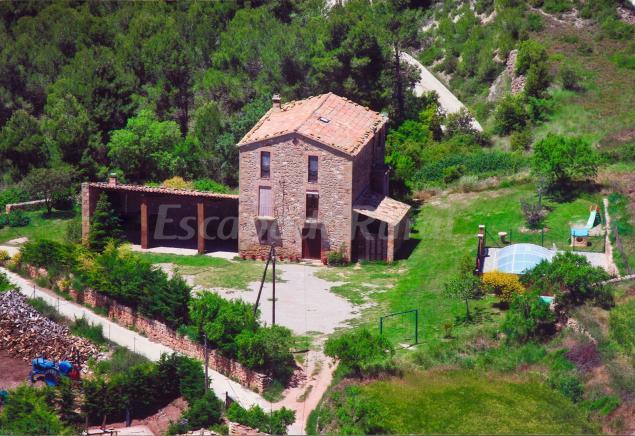 Ca l 39 arturo casa rural en sant mateu de bages barcelona - Casa rural bages ...