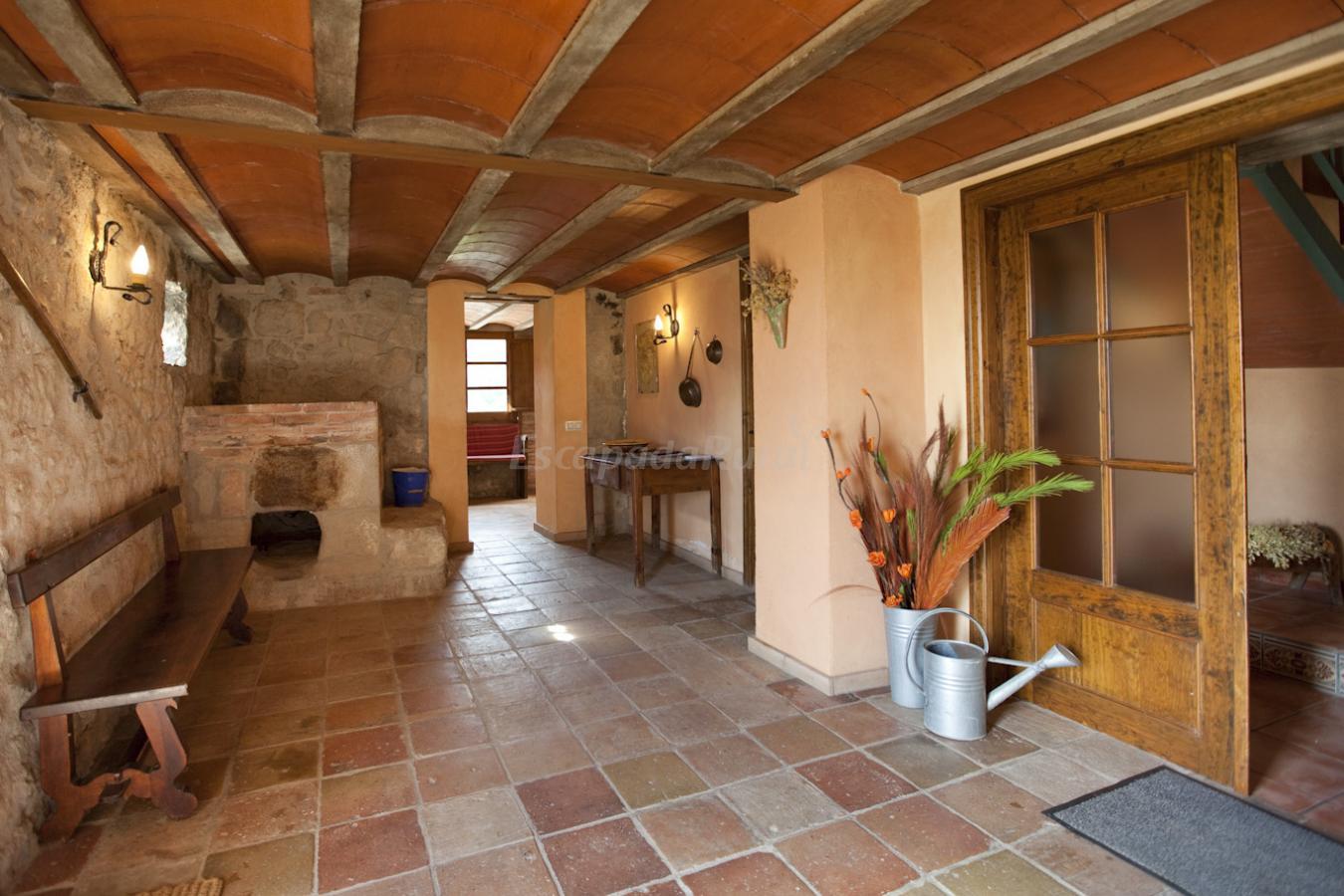 Fotos de la barraca casa rural en casserres barcelona - Casa rural economica barcelona ...