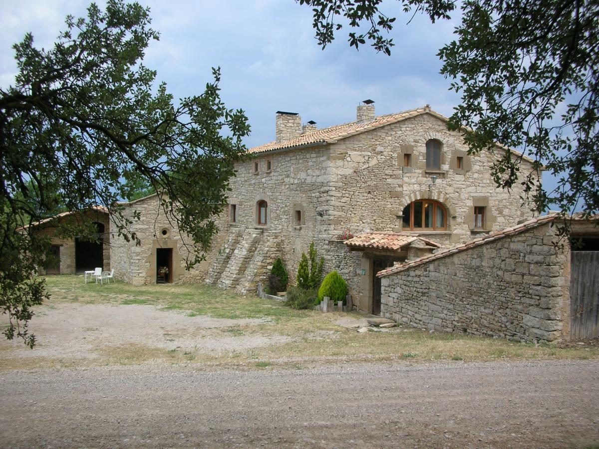 Fotos de el mas casa rural en sant mateu de bages barcelona - Casa rural bages ...
