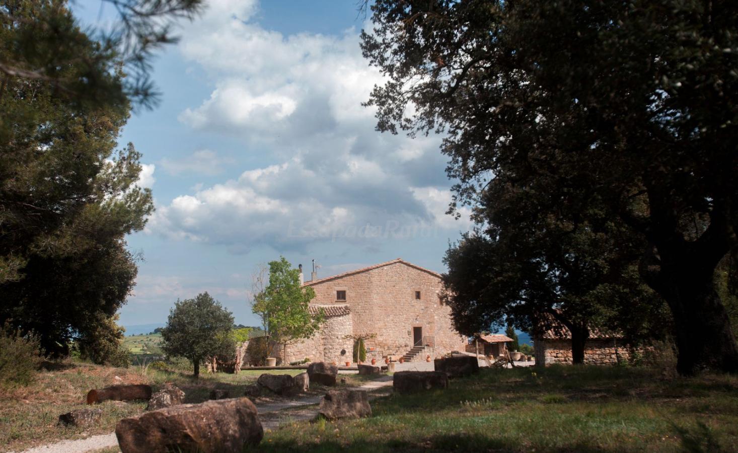 Fotos de can gras casa rural en sant mateu de bages barcelona - Casa rural bages ...